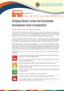 Citizen's-Platform-Brief-6-Bridging-Climate-Action-and-Sustainable-Development-Goals-in-Bangladesh